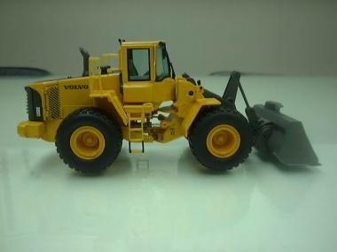 VOLVO wheel loader L150E