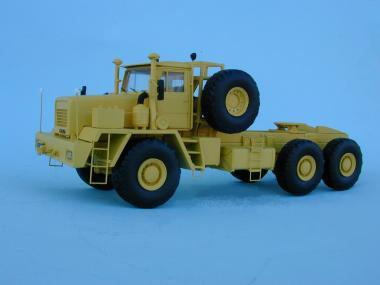 FAUN Schwerlast LKW  HS40.45/45