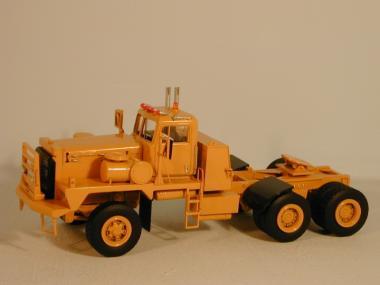 """PACIFIC 3achs Sattelzugmaschine P12 W3 Model 1 """"Üranium mine"""""""