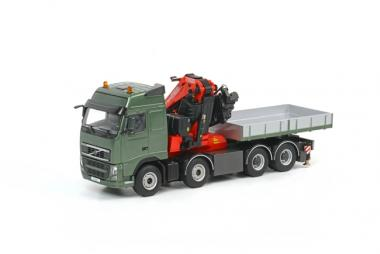 VOLVO FH3 4axle with FASSI Crane F1300XP