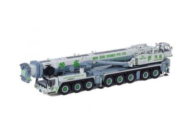 "LIEBHERR 8achs Autokran LTM1500-8.1 ""Moh Seng Cranes"""