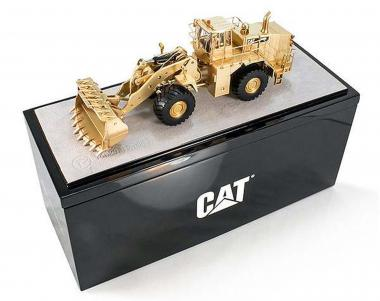 CAT Radlader 988K, chrome