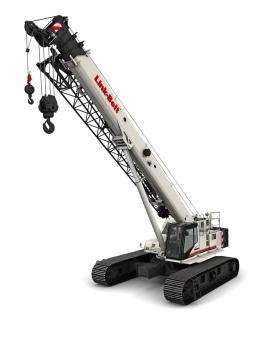 LINK BELT Crawler Crane TCC750