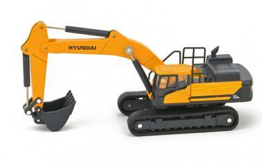 HYUNDAI Kettenbagger HX520L 3