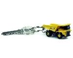 Schlüsselanhänger: KOMATSU Muldenkipper HD605-7