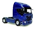 IVECO Stralis 500 2achs Zugmaschine blau