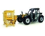 KRAMER Telehandler 3307 with working plateform