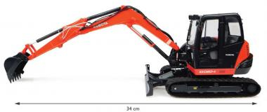 KUBOTA Kettenbagger KX080-4 (US-Version)