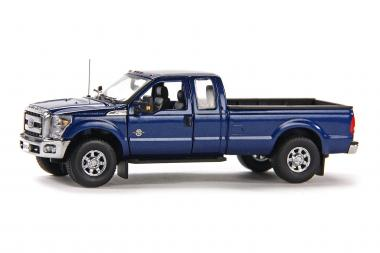 FORD Pick Up F250 XLT 8' Bett, blau