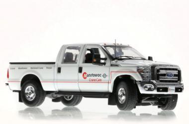 """FORD F250 Pickup mit CrewCab und 6` Bett """"Manitowoc"""""""