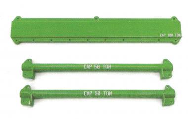 Hebeset breit 49 Teile, grün