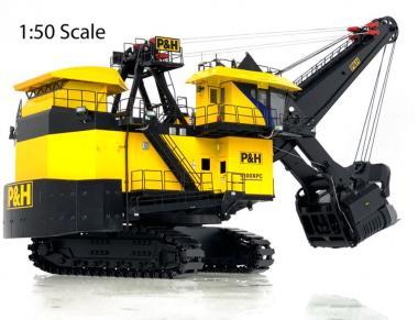 P&H Seilbagger 4100XPC   1:50
