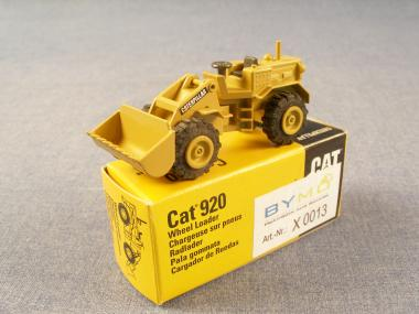 CAT Radlader 920