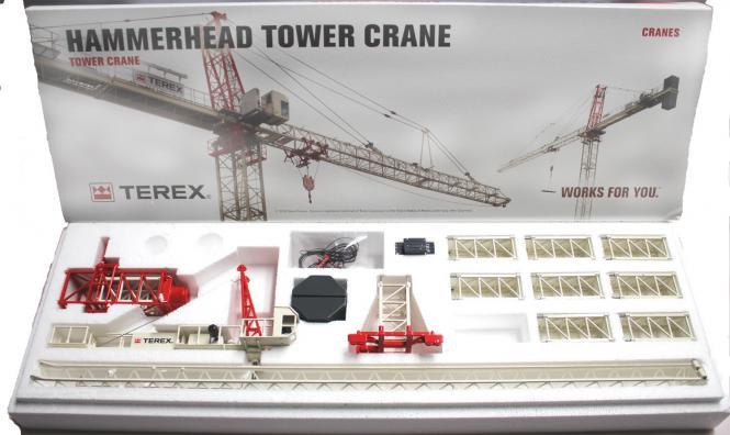 TEREX HAMMERHEAD Turmdrehkran SK415-20