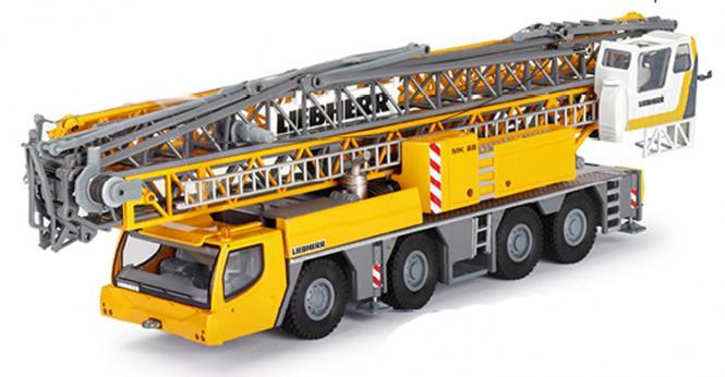 LIEBHERR 4axle Mobil crane MK88 (Model 2018)