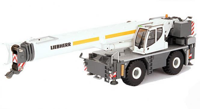 LIEBHERR Geländekran LTR1100-2.1