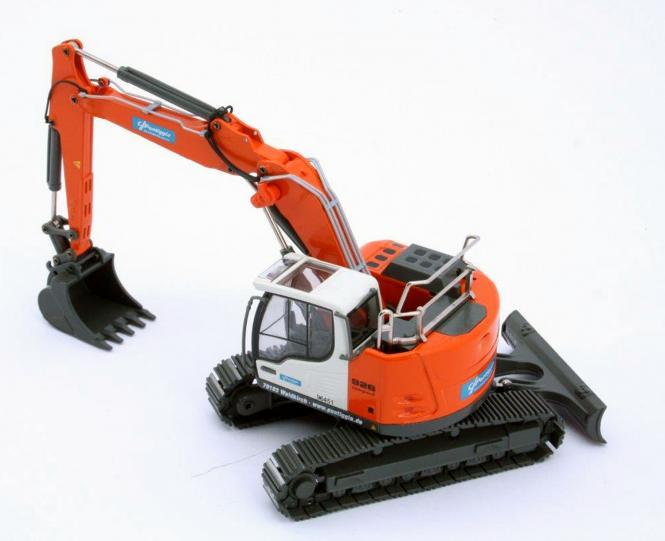 "LIEBHERR Kompactbagger R926 Compact ""Pontiggia"""