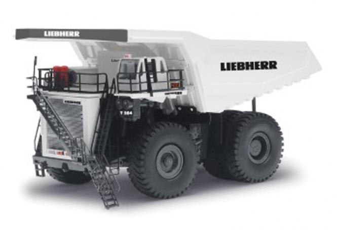 LIEBHERR Muldenkipper T284
