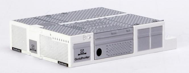 GOLDHOFER Power Pack Antriebsmodul, weiß