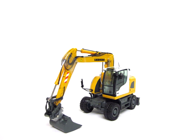 LIEBHERR Mobilbagger A918 Compact Litronic