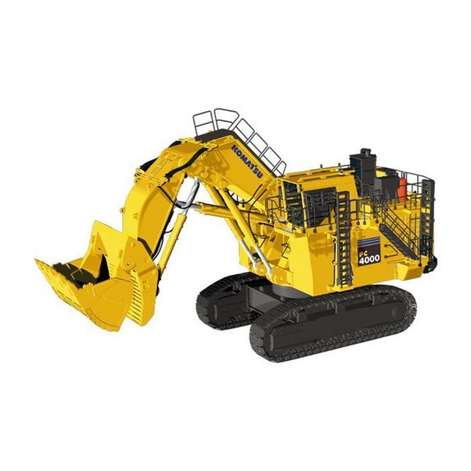 KOMATSU Excavator PC4000-11 Shovel