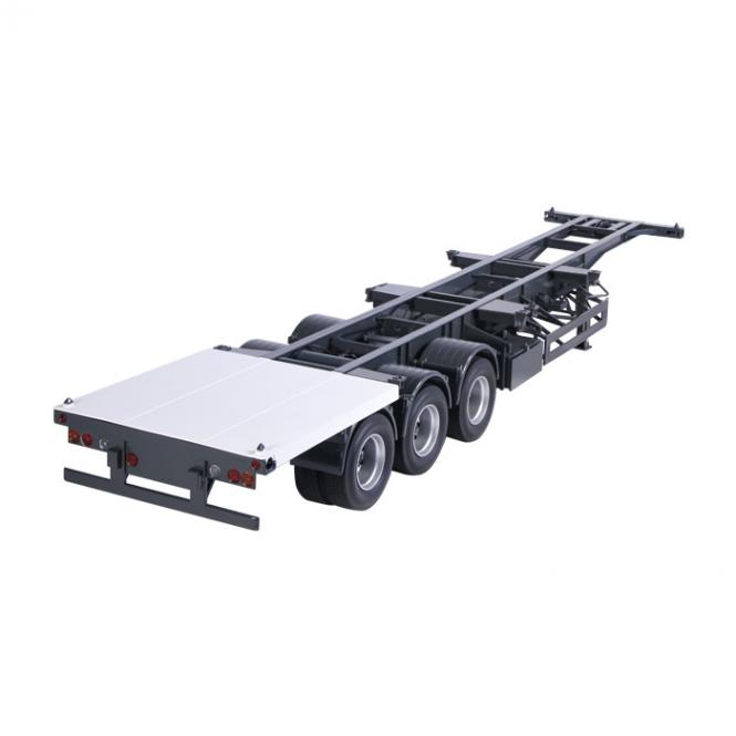 Sattelauflieger CHN/US für Container