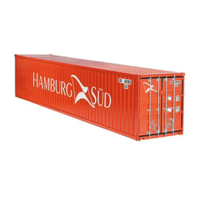 "40 Fuß Container ""Hamburg-Süd"""