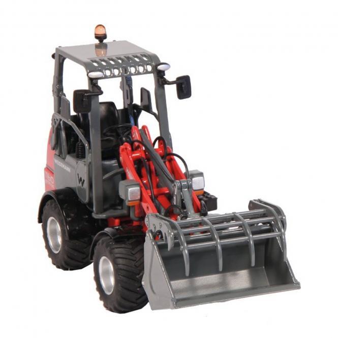 WEIDEMANN Articulated farm loader 1160e