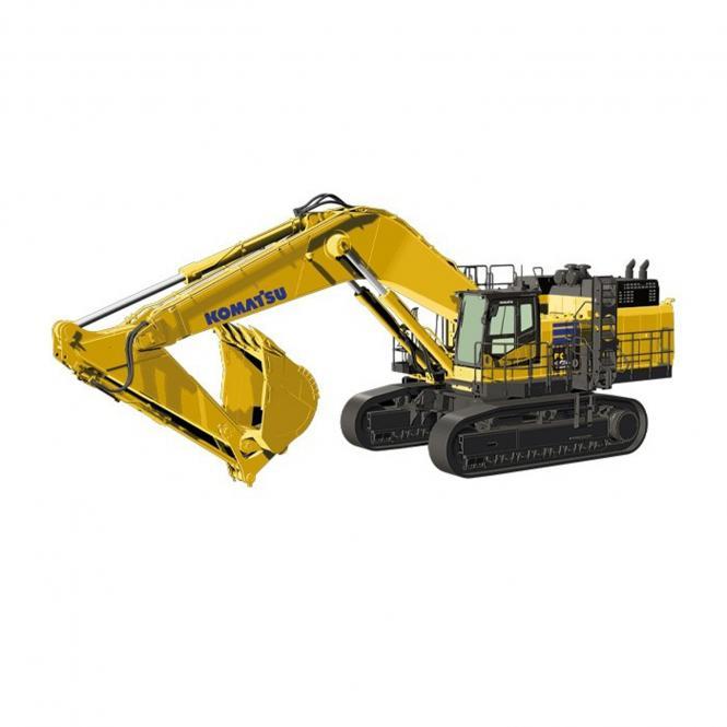 KOMATSU Excavator PC1250LC-11