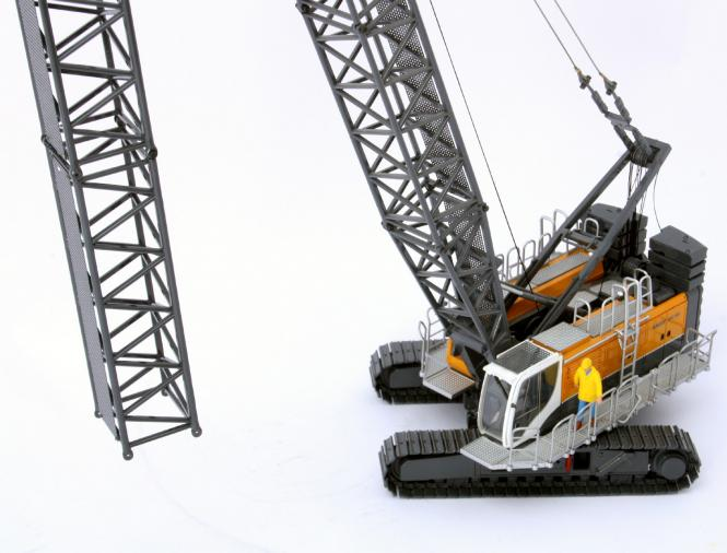 BAUER Cable Crane MC96 with Hock