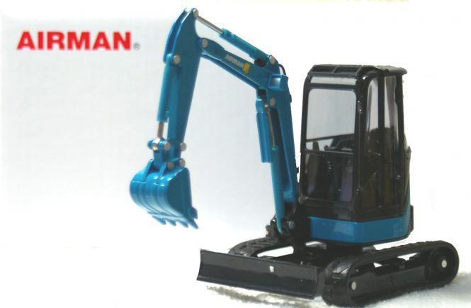 AIRMAN Minibagger AX35U
