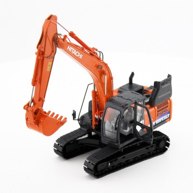 HITACHI Bagger ZH210LC-5 Hybrid