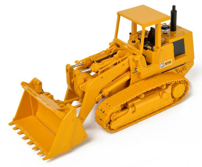 CAT Track Loader 973 with Cannopy and Multi Purpose Bucket