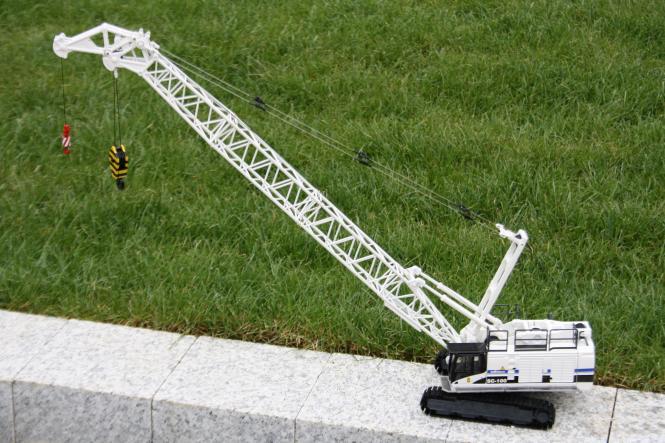 SOILMEC Seilbagger SC-100 mit Haken