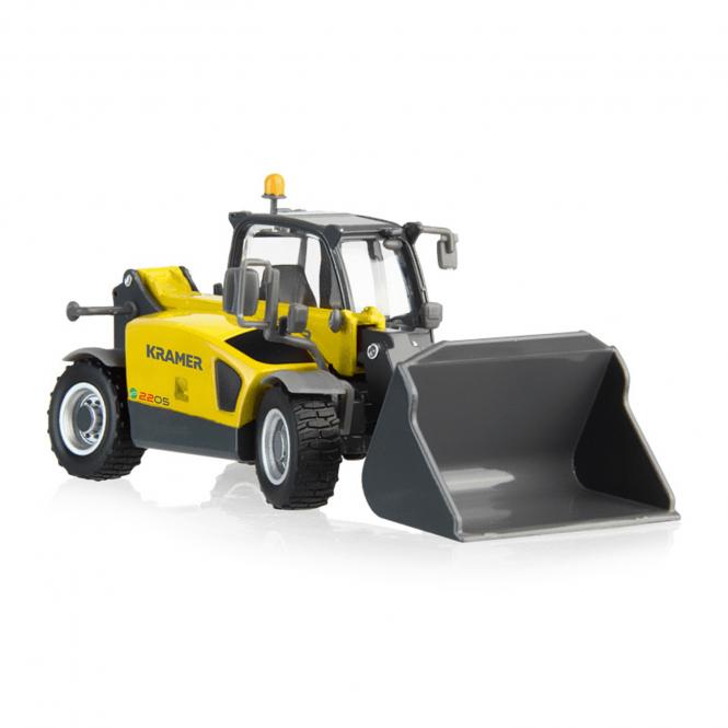 WACKER-NEUSON Telehandler TH522