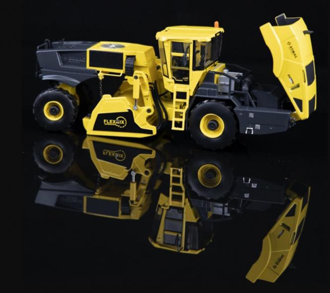 BOMAG Recycler RS 500