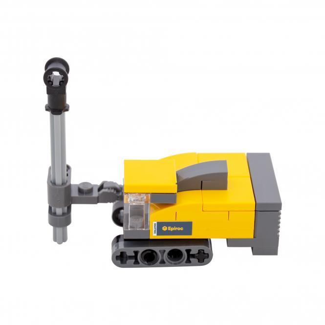 Bausatz: EPIROC Bohrgerät SmartROC D65