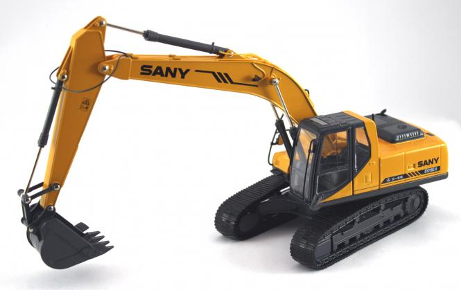 SANY Bagger 215C-8