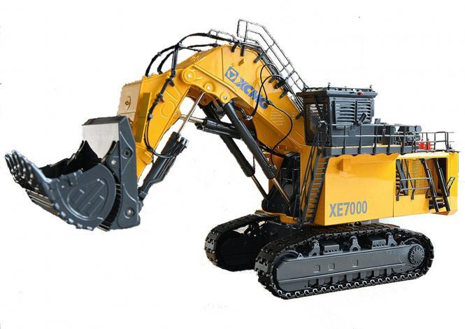 XCMG Excavator XE7000 Shovel