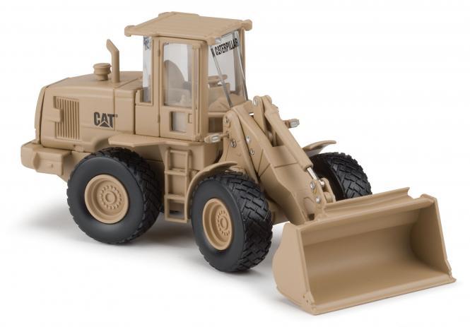 CAT Radlader 924H, sandfarben