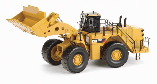 CAT wheel loader 993K