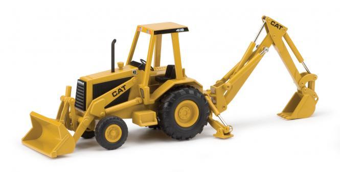 CAT Baggerlader 416