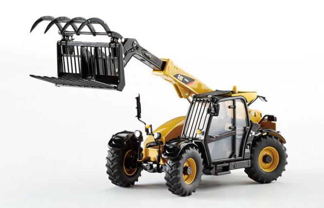 CAT Telehandler TH407C