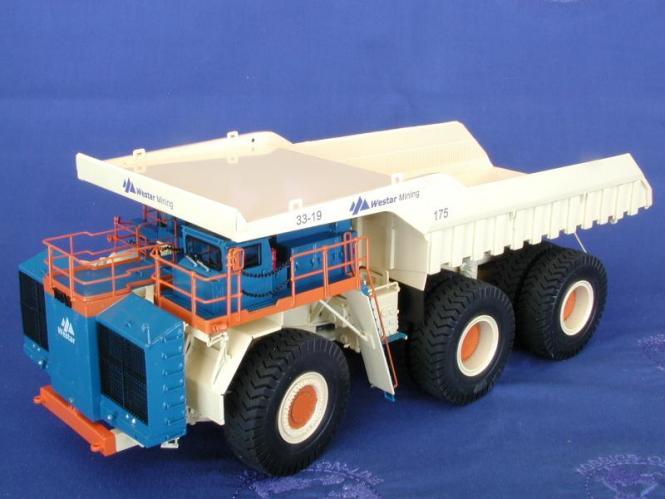 TEREX Muldenkipper 33-19 Titan ''Weststar Mining''