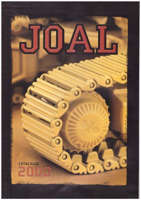 JOAL Modell Katalog 2000