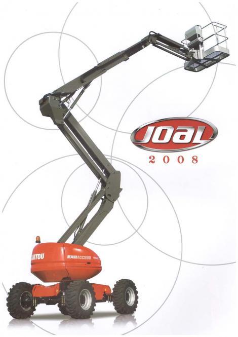 JOAL Modell Katalog 2008