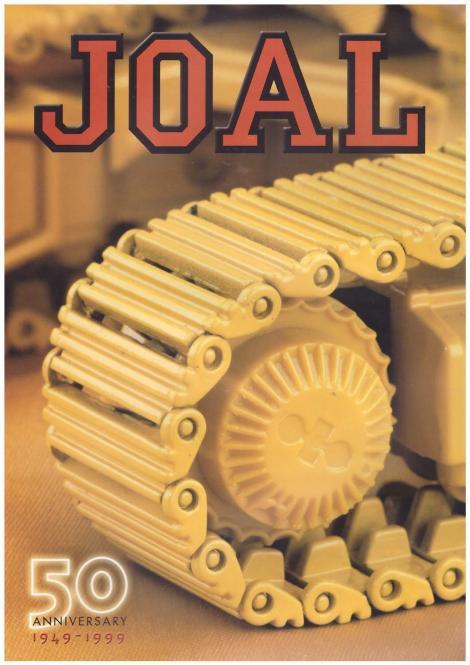 JOAL Modell Kataloge 1999