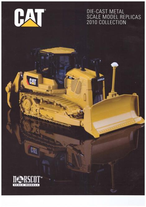 CAT - Norscot Modell Katalog 2010