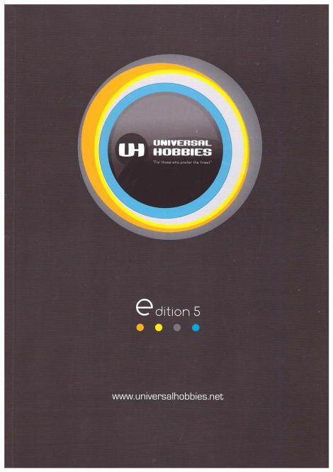 UH-Universal Hobbies - Modell Katalog Edition 5