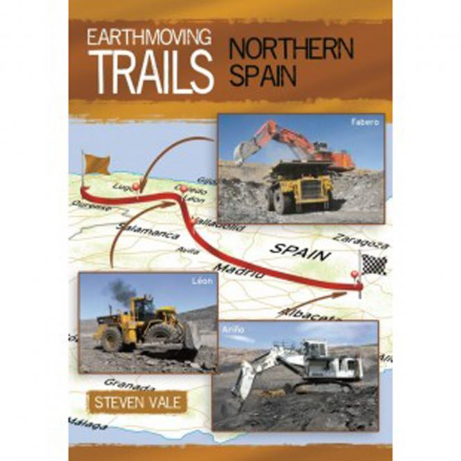 DVD: Earthmoving Trails - Northern Spain